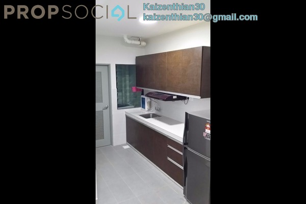 For Rent Condominium at Senza Residence, Bandar Sunway Leasehold Fully Furnished 3R/2B 2.8k