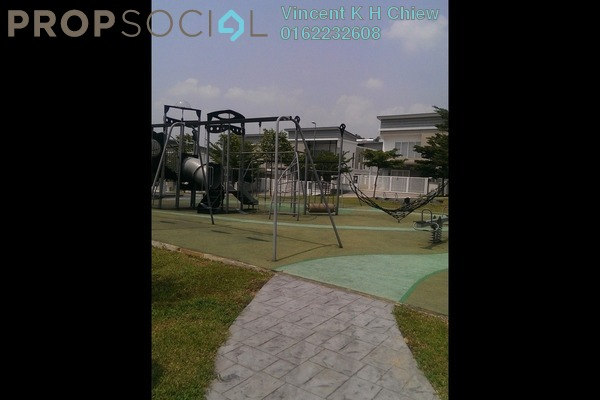 For Sale Bungalow at Urbana @ D'Alpinia, Puchong Leasehold Semi Furnished 5R/4B 1.87m