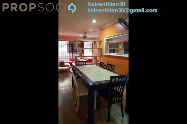 For Rent Condominium at Palm Spring, Kota Damansara Leasehold Fully Furnished 4R/3B 1.6k