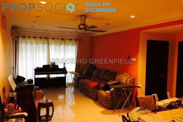 For Rent Condominium at Sri Putramas I, Dutamas Freehold Semi Furnished 3R/2B 1.7k