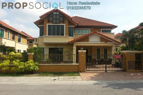 For Sale Bungalow at Taman Aman Perdana, Meru Freehold Semi Furnished 5R/3B 1.05m