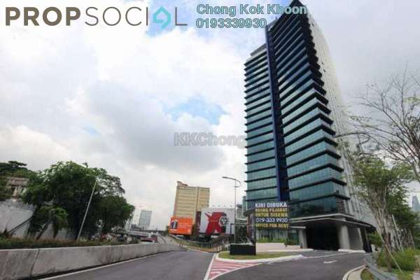 For Sale Office at Menara MBMR, Mid Valley City Freehold Unfurnished 0R/0B 6.11m