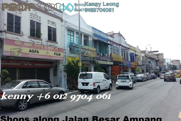 For Sale Shop at Pekan Ampang, Ampang Freehold Unfurnished 0R/0B 1m