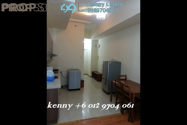 For Sale Serviced Residence at Park View, KLCC Freehold Fully Furnished 1R/1B 538k