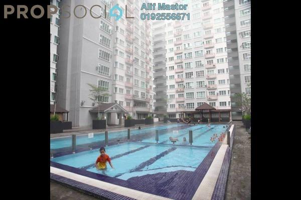 For Rent Condominium at Banjaria Court, Batu Caves Leasehold Unfurnished 3R/2B 1.5k