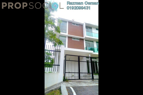 For Sale Semi-Detached at Cahaya Villas, TTDI Freehold Unfurnished 8R/5B 3m