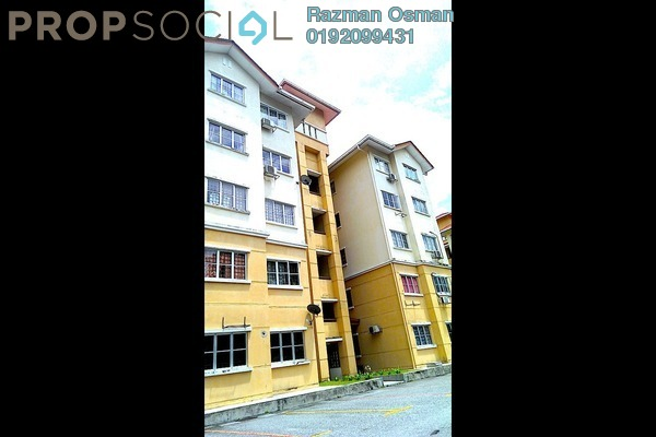 For Sale Apartment at Sri Ara Apartment, Ara Damansara Freehold Semi Furnished 3R/2B 320k