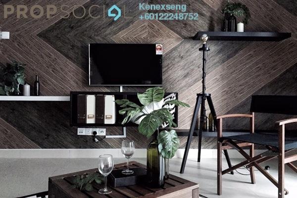 For Rent Condominium at Verde, Ara Damansara Freehold Fully Furnished 2R/2B 3.8k