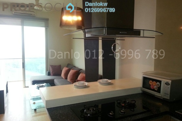 For Rent Condominium at 231 TR, KLCC Freehold Fully Furnished 1R/1B 2.9k