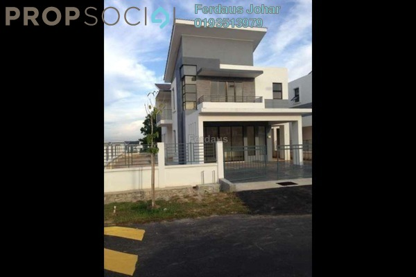 For Sale Bungalow at Puncak Alam Jaya Residences, Shah Alam Leasehold Semi Furnished 5R/4B 1.2m