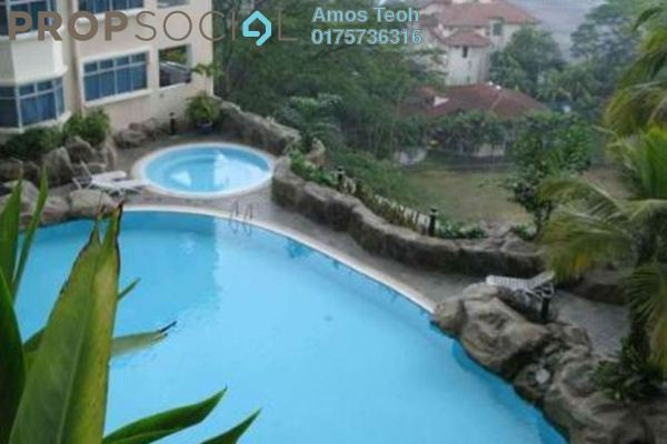 For Rent Condominium at Bayu Angkasa, Bangsar Freehold Fully Furnished 3R/3B 3.5k