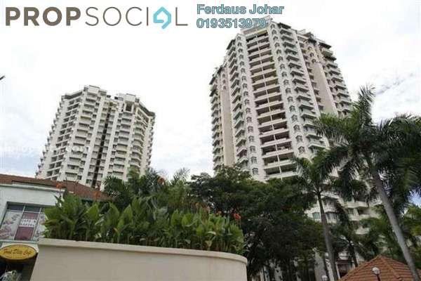 For Sale Condominium at Riana Green, Tropicana Leasehold Semi Furnished 3R/2B 800k
