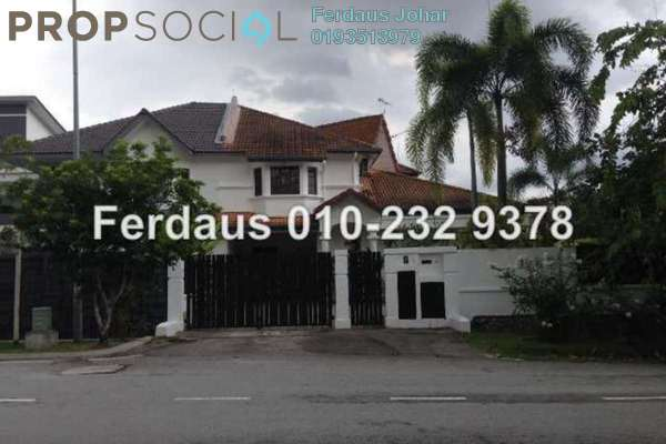 For Sale Semi-Detached at Section 8, Kota Damansara Leasehold Semi Furnished 5R/4B 3.3m