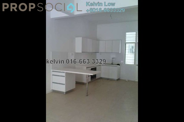 For Rent Terrace at D'Alpinia, Puchong Leasehold Semi Furnished 4R/3B 1.9k