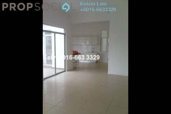 For Rent Terrace at D'Alpinia, Puchong Leasehold Semi Furnished 4R/4B 2.4k