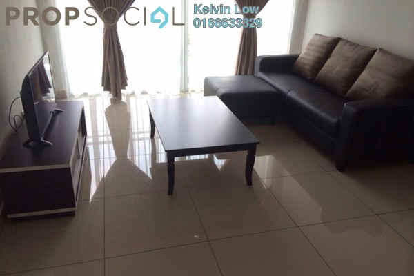 For Sale Condominium at Pacific Place, Ara Damansara Leasehold Semi Furnished 2R/2B 548k