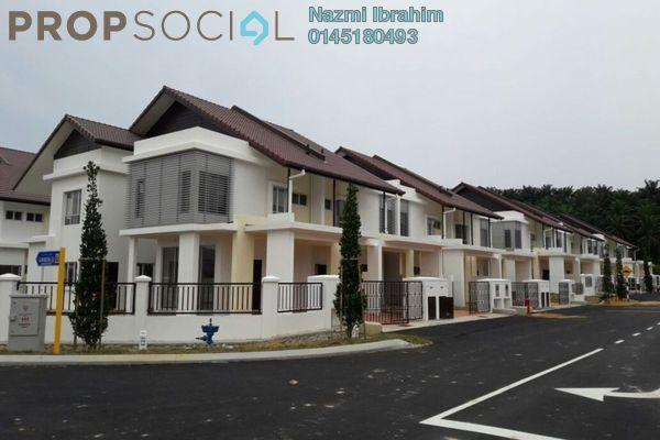 For Sale Terrace at Puncak Bestari, Puncak Alam Leasehold Unfurnished 4R/4B 549k