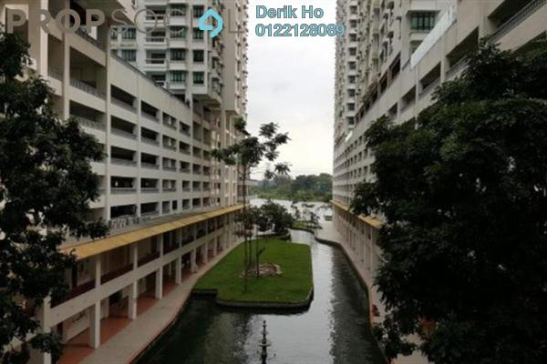 For Rent Apartment at The Heritage, Seri Kembangan Leasehold Fully Furnished 0R/1B 1.4k