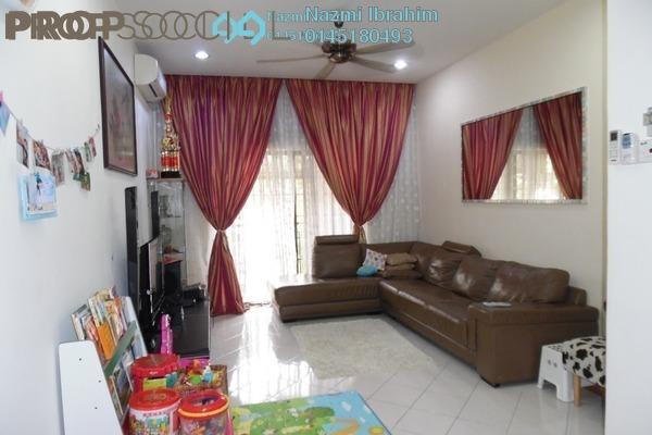 For Sale Apartment at Villa Danau, Setapak Leasehold Semi Furnished 3R/2B 498k