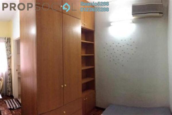 For Rent Condominium at Indah Villa, Bandar Sunway Leasehold Semi Furnished 2R/2B 1.7k