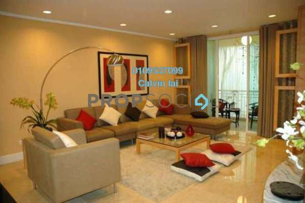 For Sale Condominium at Kiaramas Ayuria, Mont Kiara Freehold Fully Furnished 4R/3B 1.69m