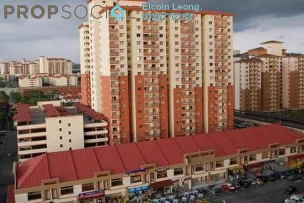 For Sale Apartment at Sri Dahlia Apartment, Kajang Freehold Unfurnished 3R/2B 265k