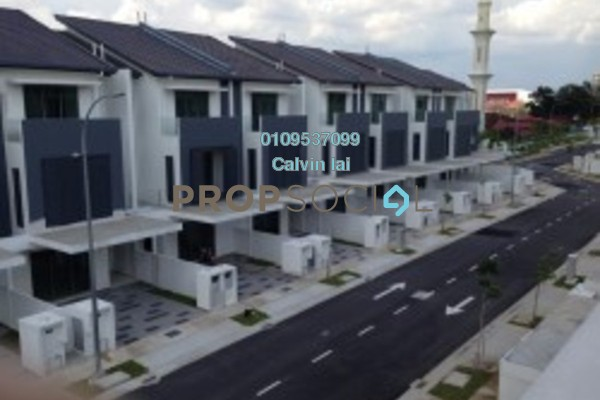 For Sale Link at Laman Bayu, Bukit Jalil Freehold Unfurnished 4R/5B 1.43m
