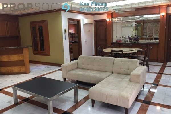 For Rent Condominium at Desa Villa, Taman Desa Freehold Fully Furnished 4R/3B 5k
