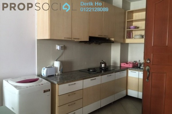 For Rent Apartment at The Heritage, Seri Kembangan Leasehold Fully Furnished 2R/2B 2.2k