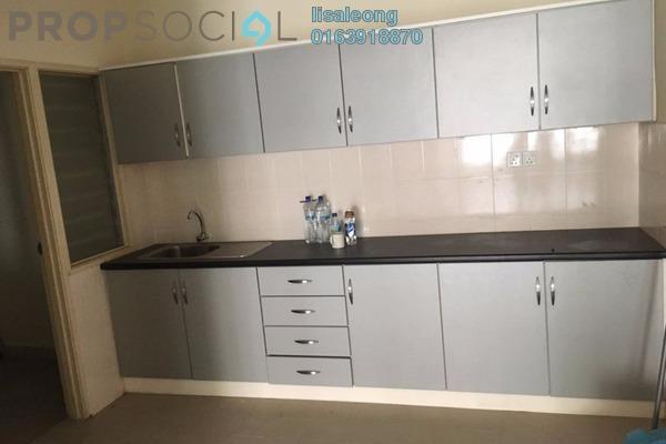 For Rent Condominium at Residensi Laguna, Bandar Sunway Leasehold Semi Furnished 4R/2B 2.5k
