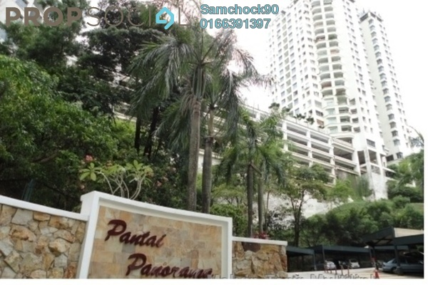 For Rent Condominium at Pantai Panorama, Pantai Freehold Fully Furnished 1R/1B 2.2k