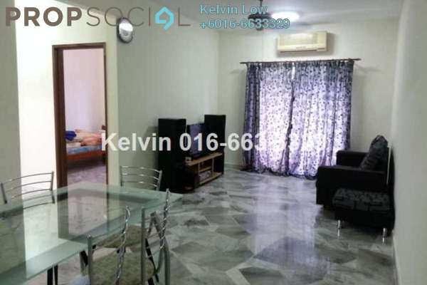 For Rent Apartment at D'Palma Apartment, Pusat Bandar Puchong Freehold Fully Furnished 3R/2B 1.3k