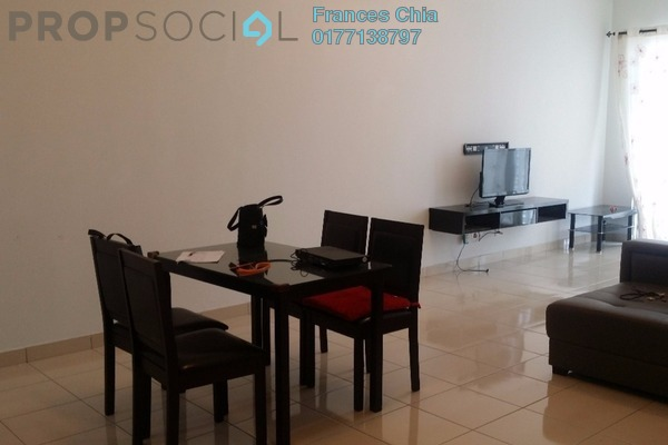 For Sale Condominium at Pearl Avenue, Kajang Freehold Semi Furnished 3R/2B 385k
