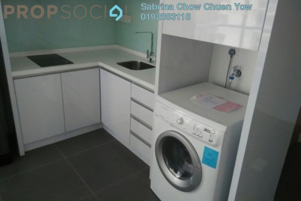 For Rent Apartment at 1 Bukit Utama, Bandar Utama Freehold Semi Furnished 0R/1B 2.1k