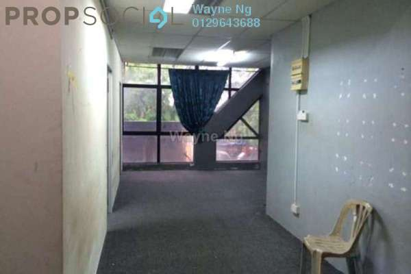 For Rent Office at Section 18, Shah Alam Leasehold Unfurnished 0R/0B 1.25k