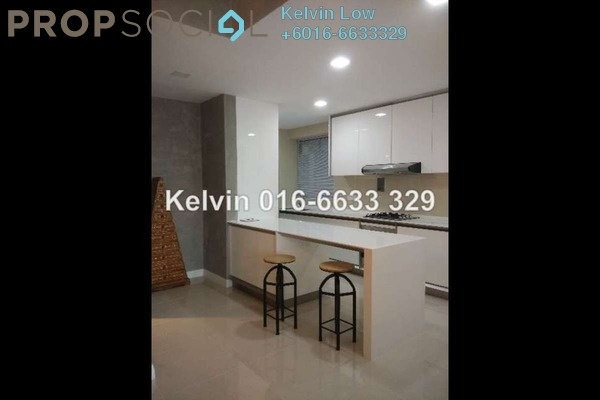 For Rent Condominium at Setia Sky Residences, KLCC Freehold Fully Furnished 2R/3B 4.8k