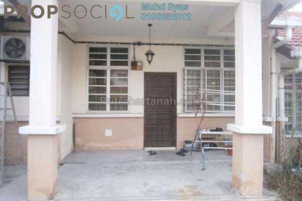 For Sale Terrace at Taman Dato Demang, Bandar Putra Permai Leasehold Unfurnished 3R/2B 345k