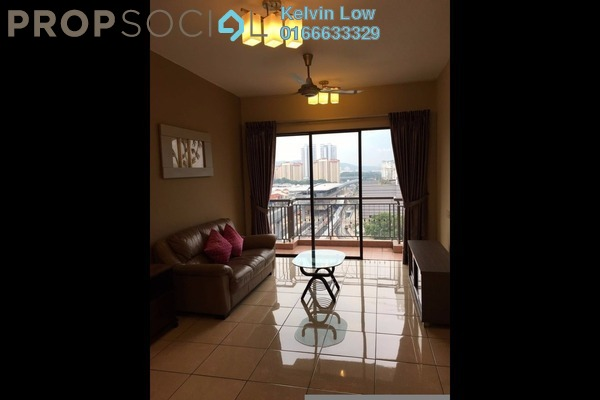 For Rent Condominium at Casa Indah 1, Tropicana Leasehold Fully Furnished 4R/3B 2.5k