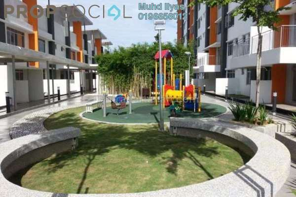 For Sale Condominium at 228 Selayang Condominium, Selayang Leasehold Semi Furnished 3R/2B 460k