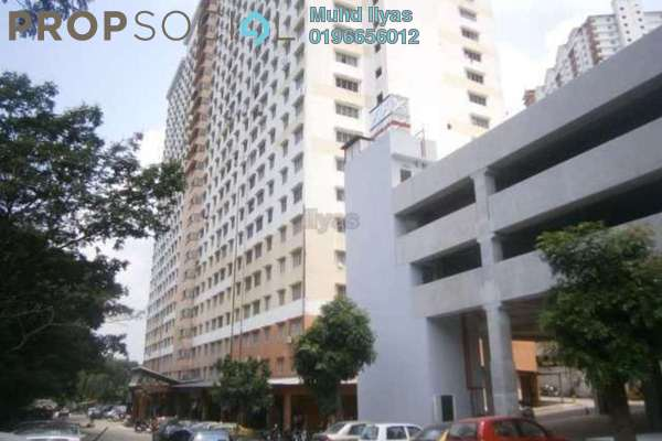 For Sale Apartment at Flora Damansara, Damansara Perdana Leasehold Fully Furnished 3R/2B 115k