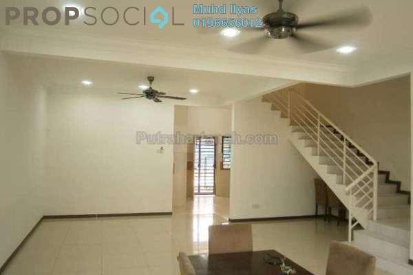 For Rent Terrace at Bandar Saujana Utama, Sungai Buloh Leasehold Unfurnished 4R/3B 1.2k