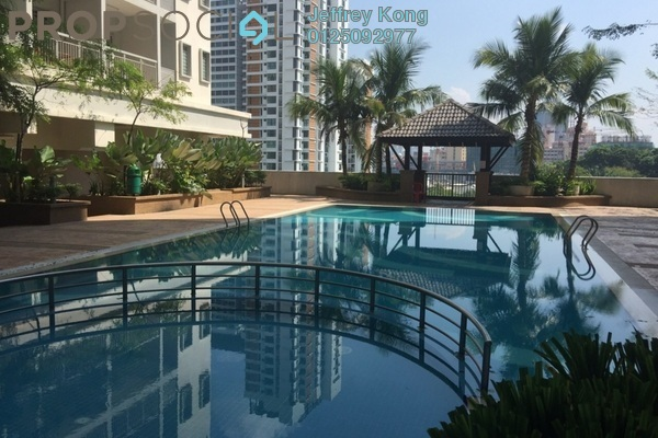 For Sale Condominium at Residensi Laguna, Bandar Sunway Leasehold Unfurnished 3R/2B 445k