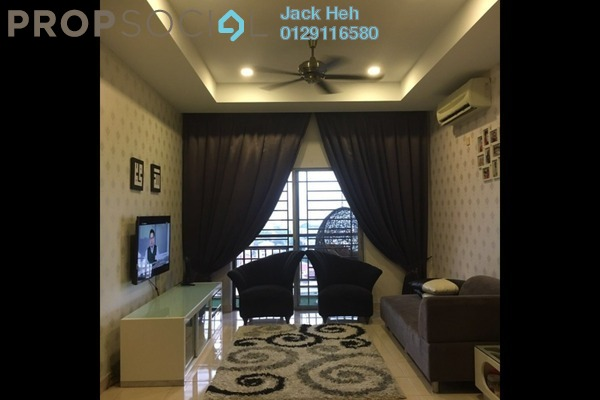For Rent Condominium at Ampang Boulevard, Ampang Leasehold Semi Furnished 4R/2B 2.8k