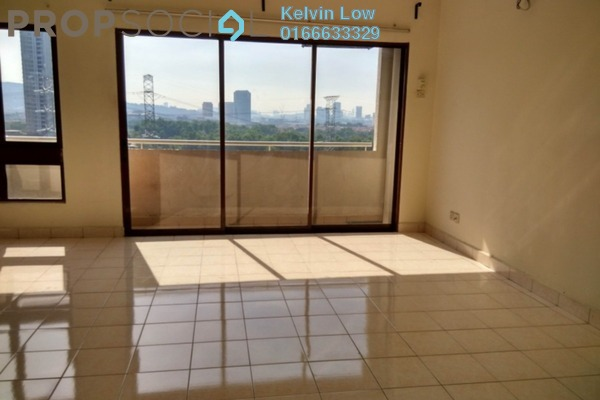 For Rent Condominium at Palm Spring, Kota Damansara Leasehold Semi Furnished 2R/2B 1.35k