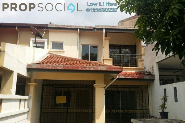 For Rent Terrace at Taman Puncak Jalil, Bandar Putra Permai Leasehold Unfurnished 4R/3B 1.2k