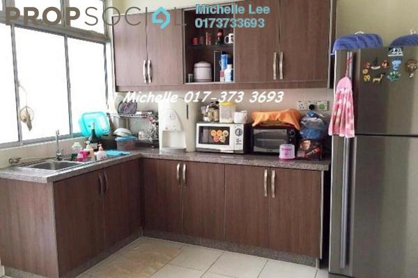 For Rent Terrace at Kemuning Bayu , Kemuning Utama Freehold Fully Furnished 4R/4B 2k