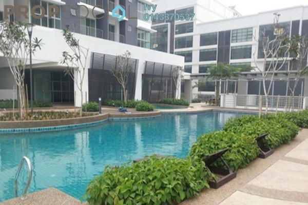 For Rent Condominium at One South, Seri Kembangan Leasehold Semi Furnished 3R/2B 1.5k