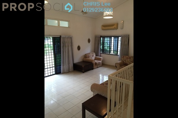 For Rent Bungalow at Bukit Bangsar, Bangsar Freehold Fully Furnished 4R/6B 8k