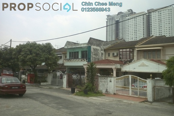 For Rent Terrace at Pandan Perdana, Pandan Indah Leasehold Semi Furnished 4R/3B 1.5k
