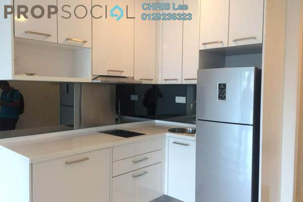 For Rent Condominium at Summer Suites, KLCC Leasehold Fully Furnished 1R/1B 2.2k